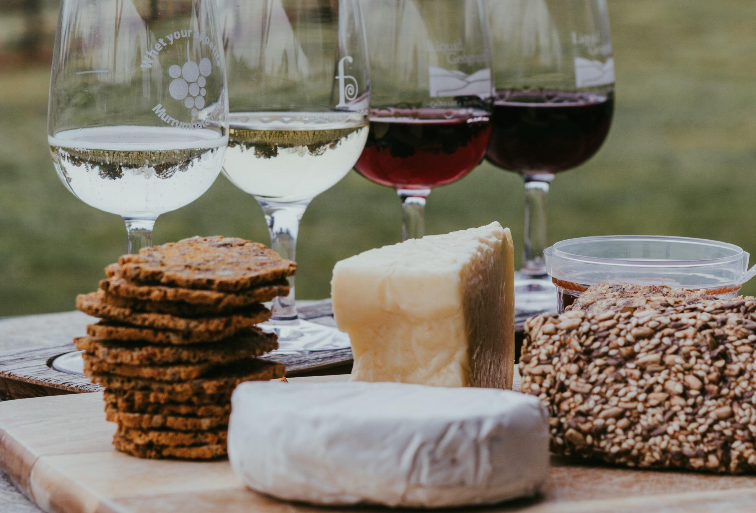 Marida quesos y vinos
