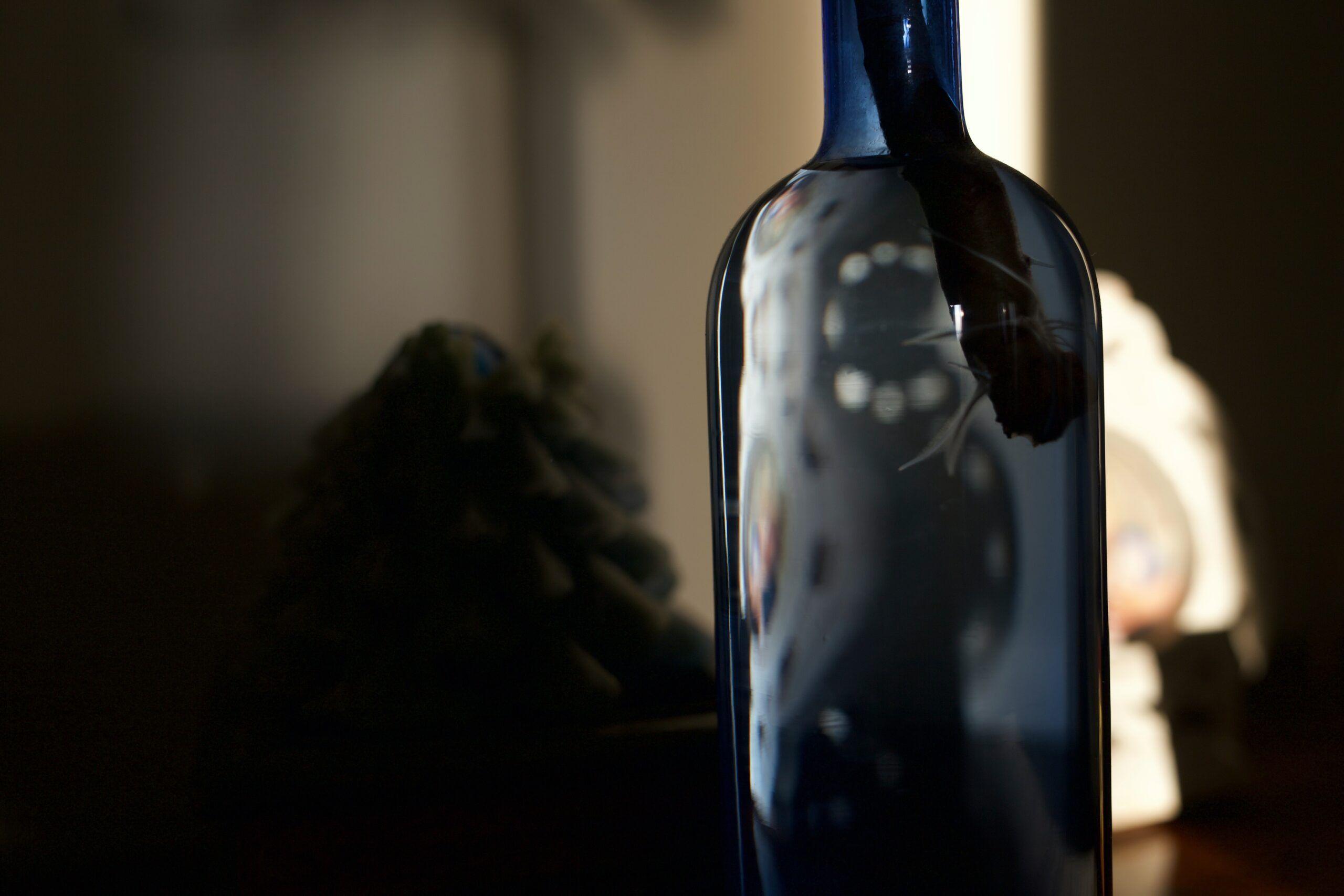 Curiosidades vino - cuantas uvas por botella
