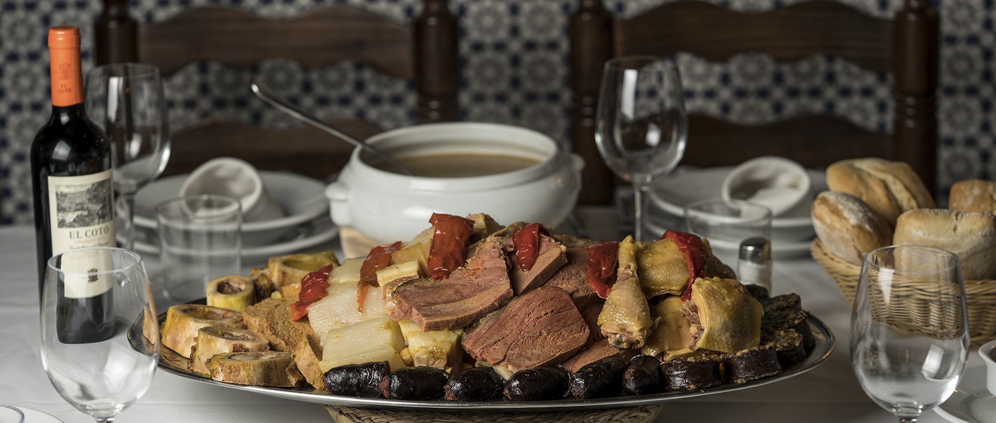 Bares y restaurantes con Terraza Madrid