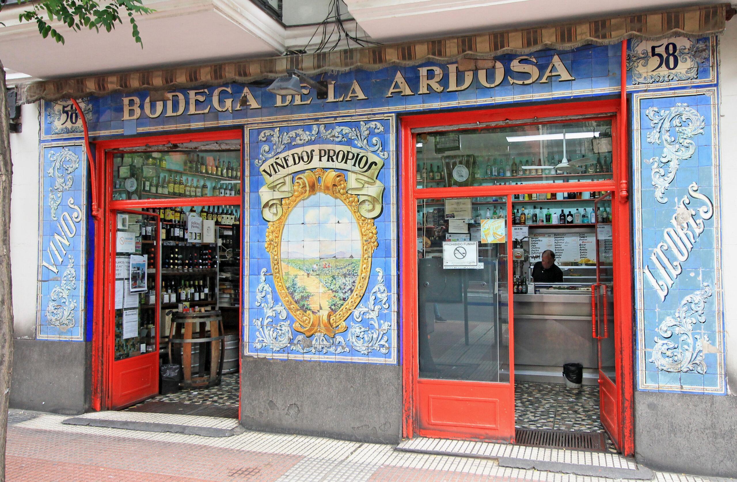 Bodega Ardosa El Coto Madrid