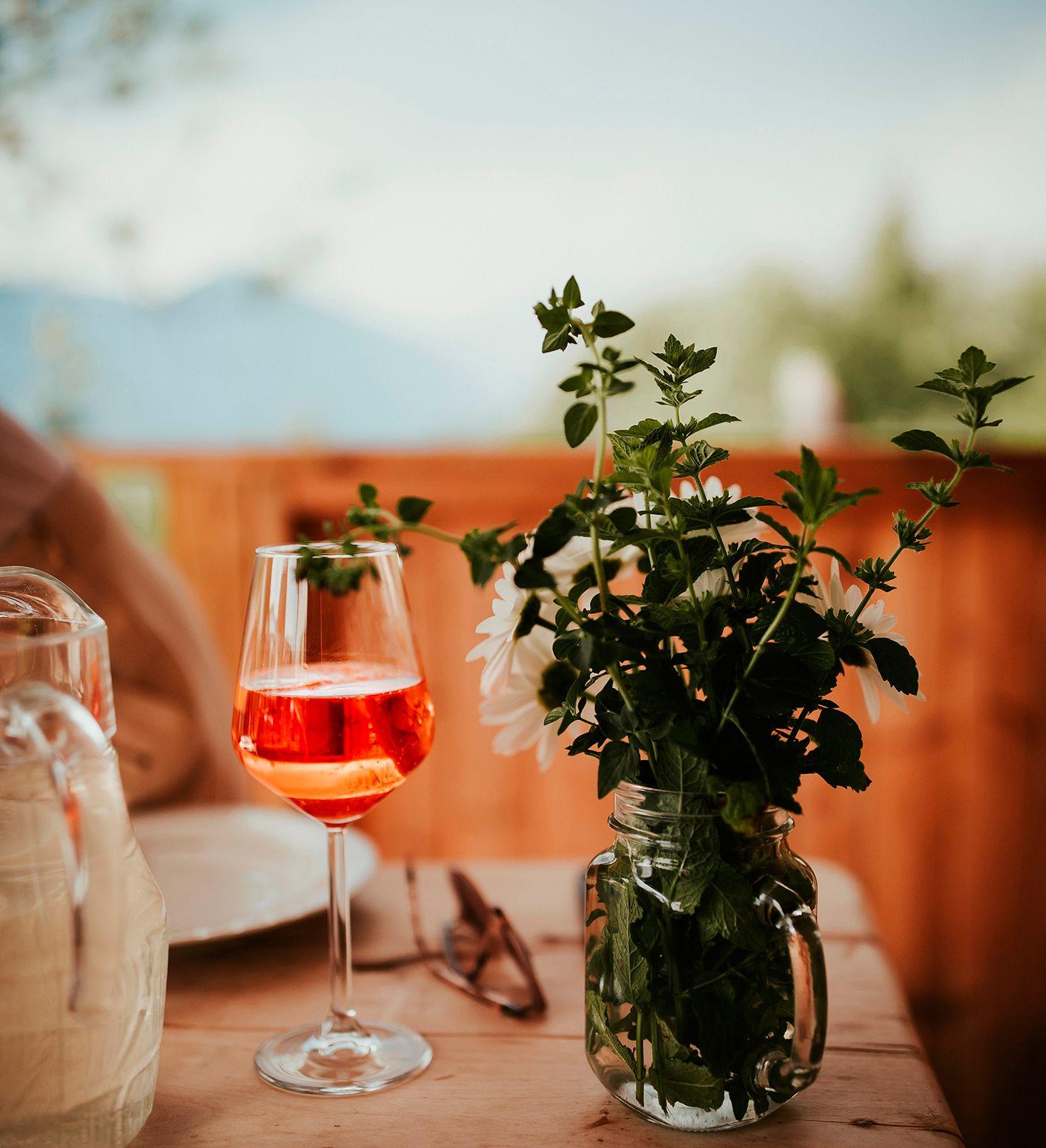 como mantener fresco el vino