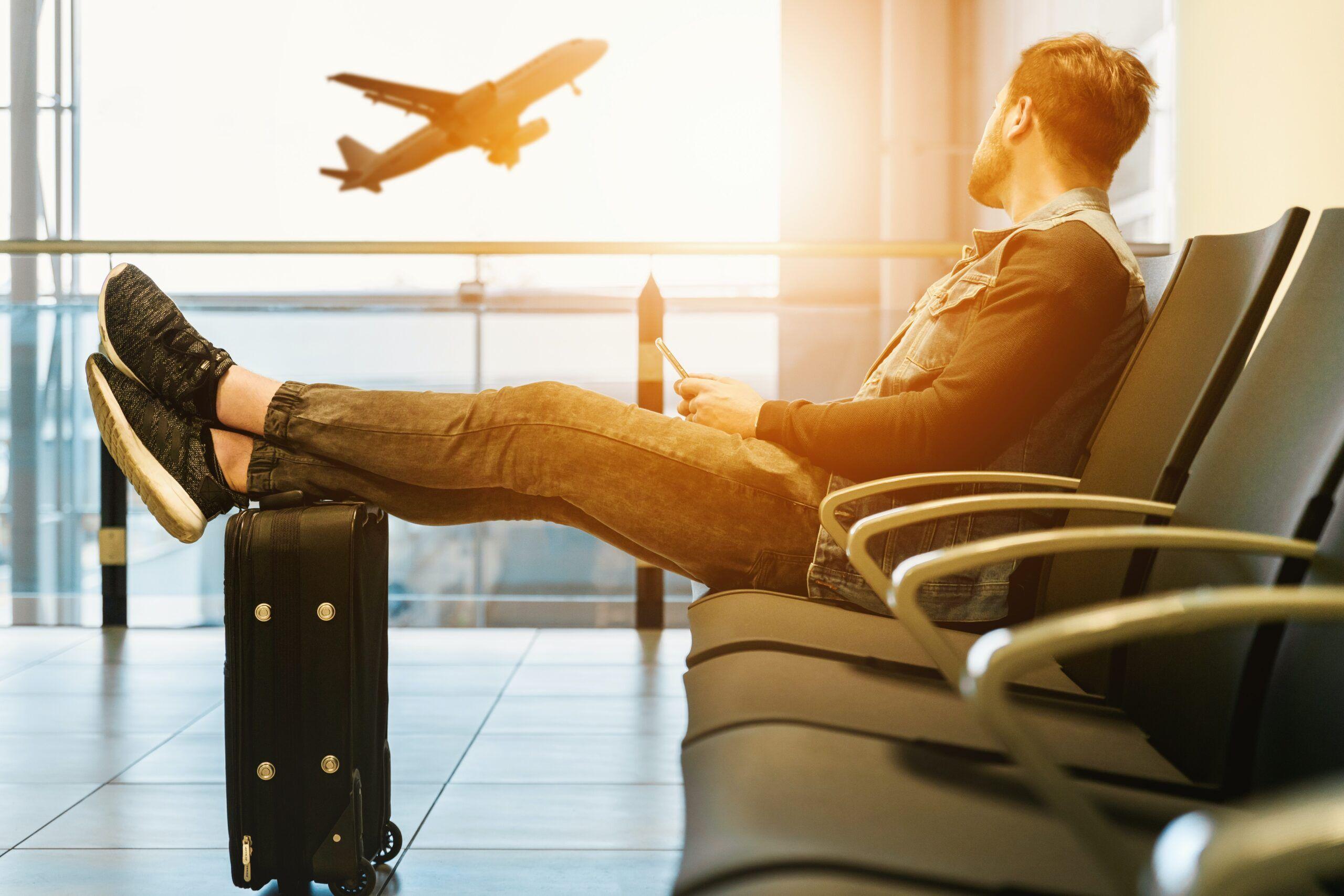 transportar vino en el avión