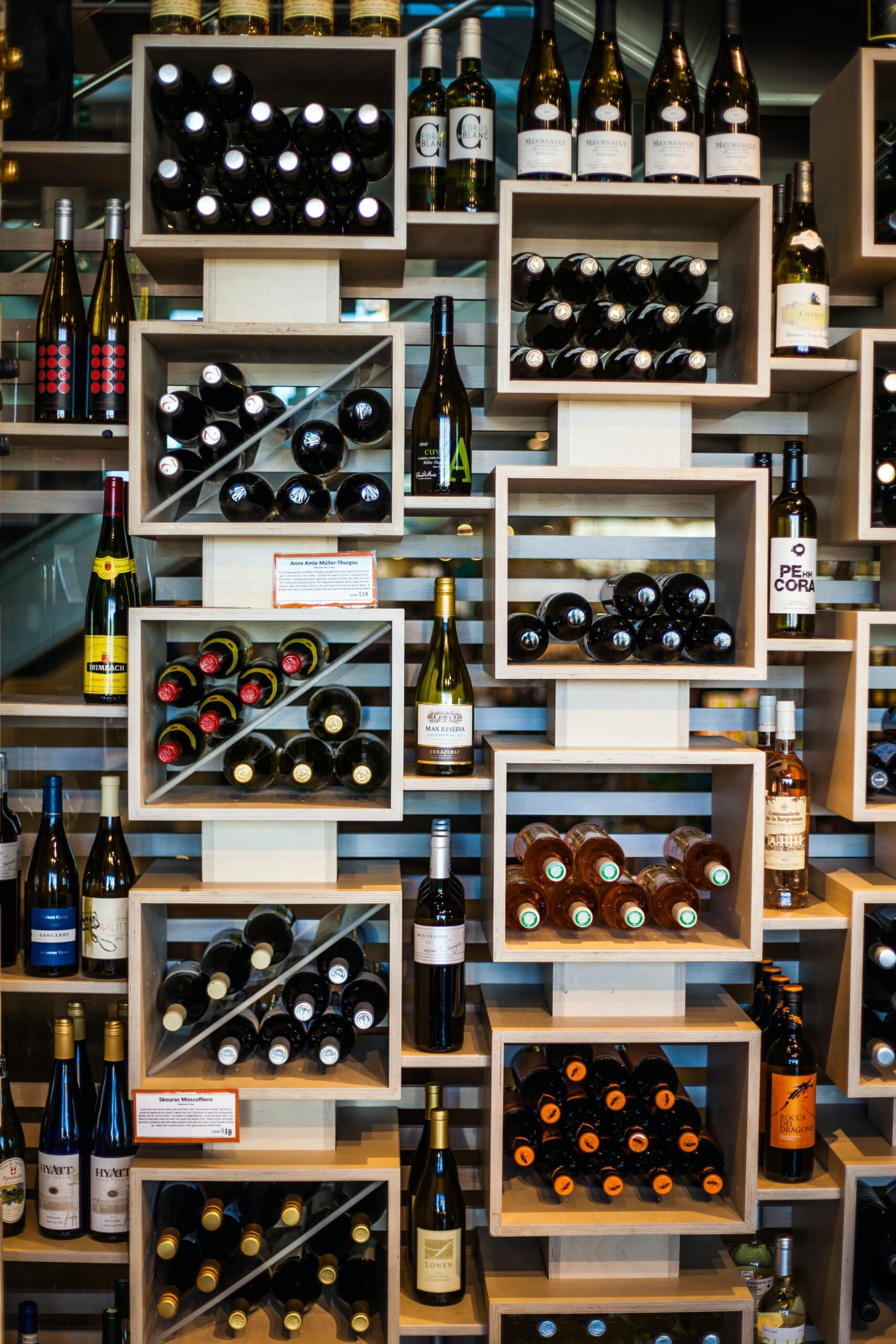 Cómo elegir vino en un restaurante