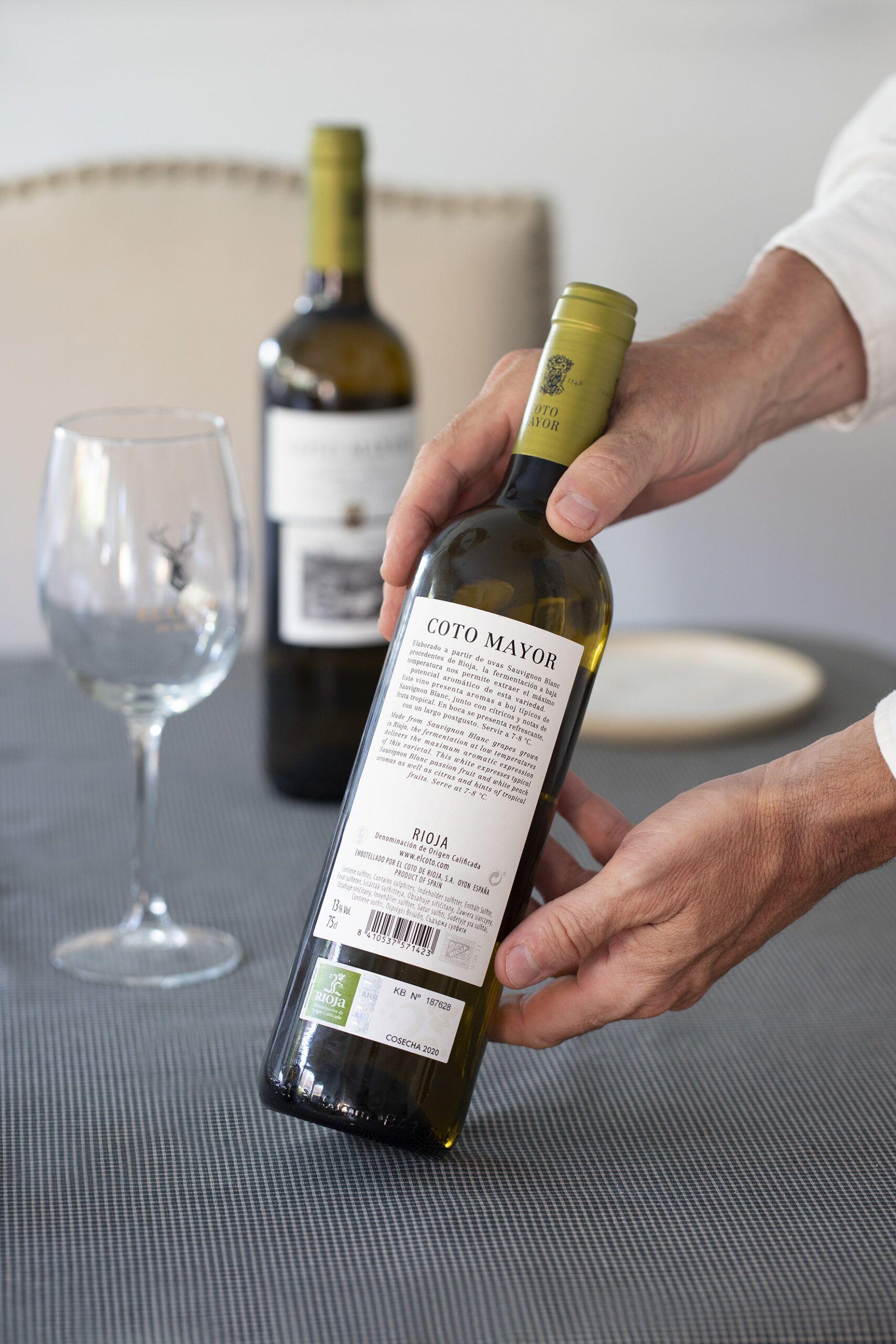 Contraetiquetas vinos